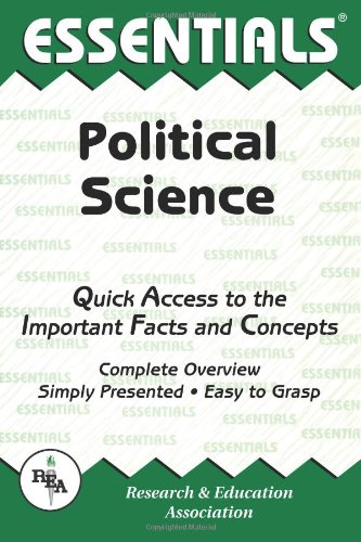 Political Science Essentials   2003 9780878917914 Front Cover