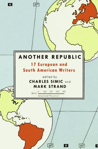 Another Republic 17 European and South American Writers N/A edition cover