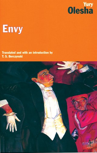 Envy   2011 9780882330914 Front Cover