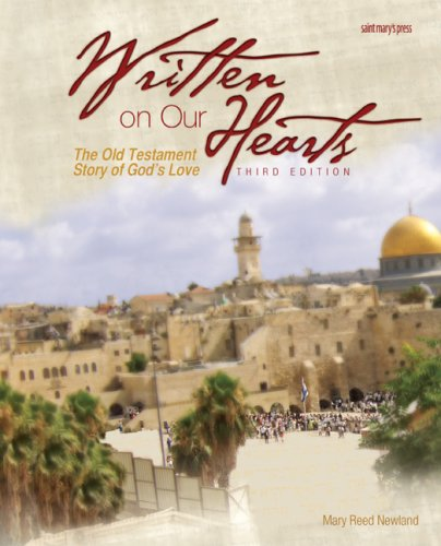 Written on Our Hearts (2009) The Old Testament Story of God's Love, Third Edition  2009 edition cover