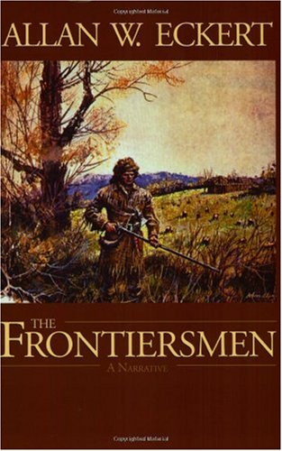Frontiersmen   2001 edition cover