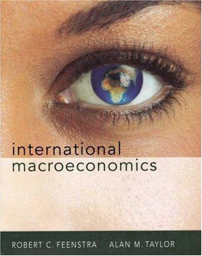 International Macroeconomics   2008 edition cover