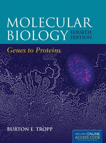 Molecular Biology  4th 2012 edition cover