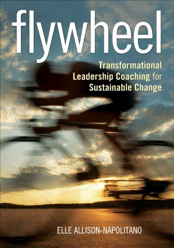 Flywheel Transformational Leadership Coaching for Sustainable Change  2013 edition cover