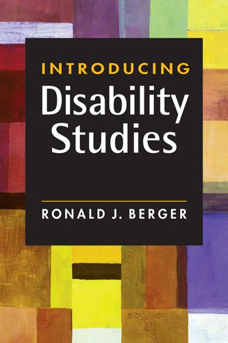 Introducing Disability Studies   2013 edition cover