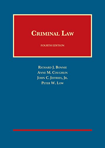 Criminal Law, 4th Edition  4th 2015 edition cover