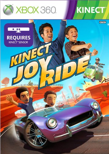 Kinect Joy Ride Xbox 360 artwork