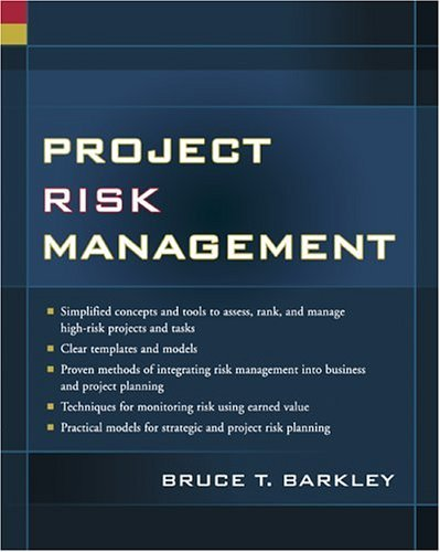 Project Risk Management   2004 edition cover