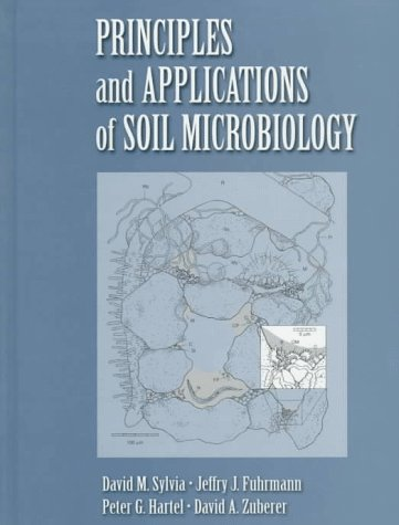 Principles and Applications of Soil Microbiology   1998 edition cover