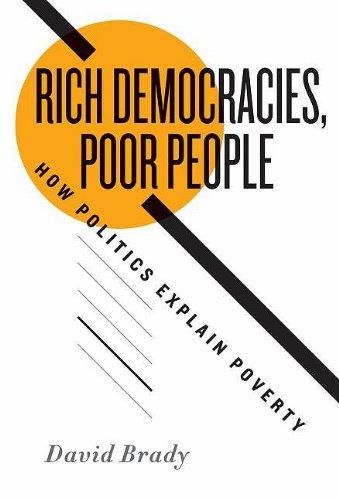 Rich Democracies, Poor People How Politics Explain Poverty  2009 edition cover