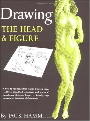 Drawing the Head and Figure   1996 edition cover