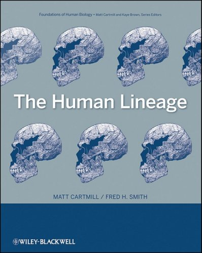 Human Lineage   2009 edition cover