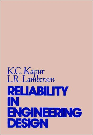 Reliability in Engineering Design   1977 edition cover