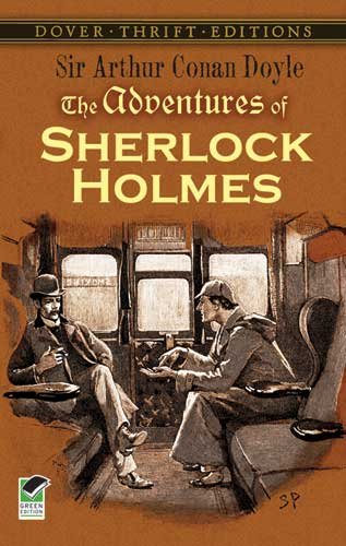 Adventures of Sherlock Holmes   2009 edition cover