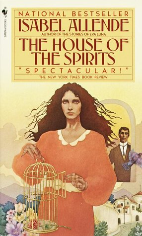 House of the Spirits   1985 edition cover