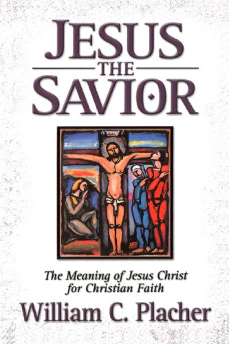Jesus the Savior The Meaning of Jesus Christ for Christian Faith  2001 edition cover
