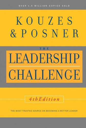 Leadership Challenge  4th 2007 (Revised) edition cover