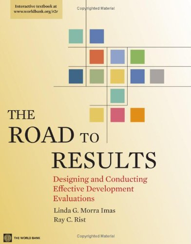 Road to Results Designing and Conducting Effective Development Evaluations  2009 edition cover