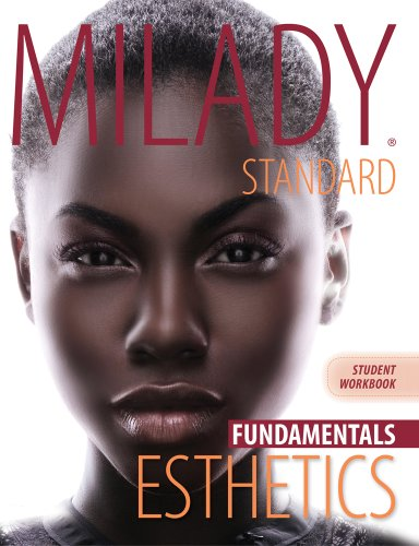 Standard Esthetics - Fundamentals  11th 2013 (Student Manual, Study Guide, etc.) edition cover