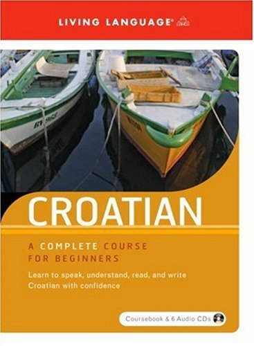 Croatian  N/A 9781400019915 Front Cover