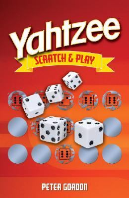 Yahtzee Scratch and Play  N/A 9781402750915 Front Cover