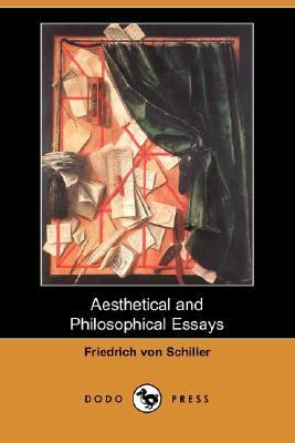 Aesthetical and Philosophical Essays  N/A 9781406538915 Front Cover