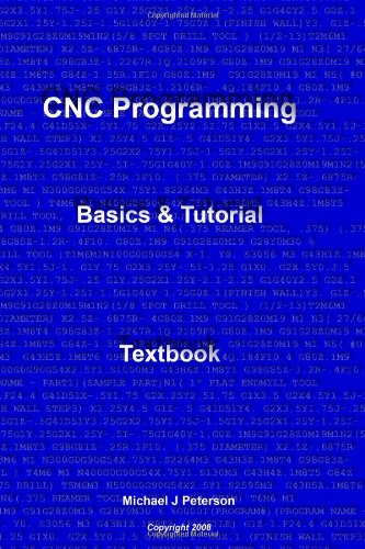 CNC Programming: Basics and Tutorial Textbook  N/A edition cover