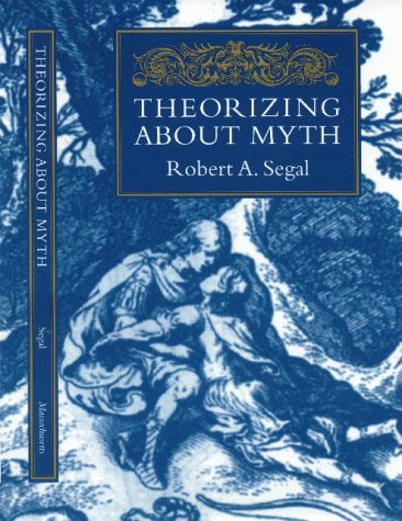 Theorizing about Myth   1999 edition cover