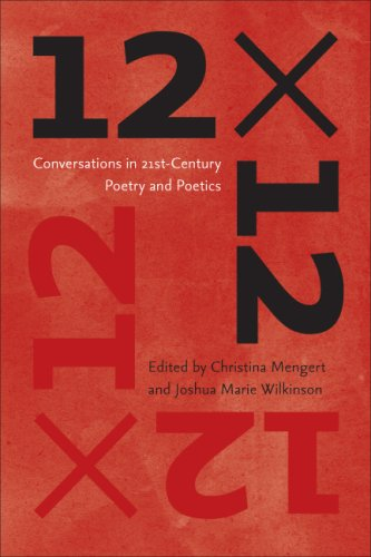 12 X 12 Conversations in 21st-Century Poetry and Poetics  2009 edition cover