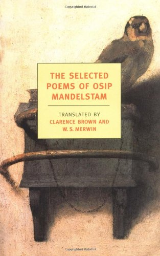 Selected Poems of Osip Mandelstam   2004 edition cover