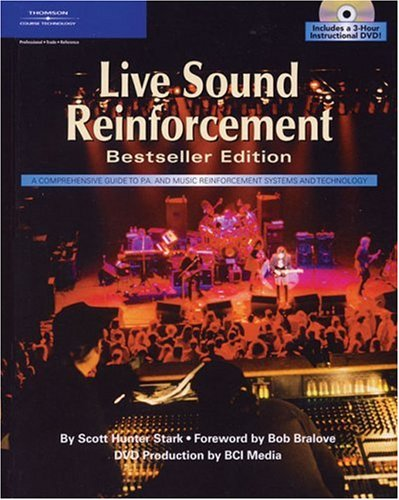 Live Sound Reinforcement   2005 edition cover