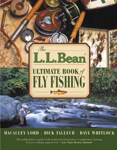 L. L. Bean Ultimate Book of Fly Fishing   2006 edition cover