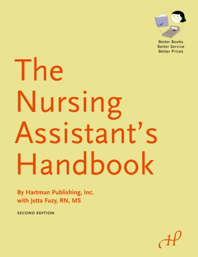 Nursing Assistant's Handbook, Second Edition  2nd 2007 edition cover