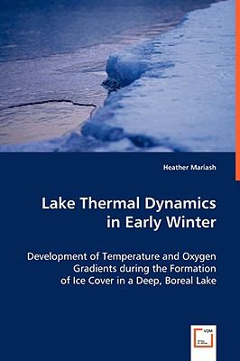 Lake Thermal Dynamics in Early Winter:   2008 edition cover