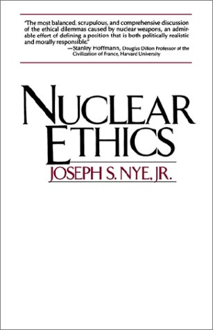 Nuclear Ethics   1988 9780029230916 Front Cover