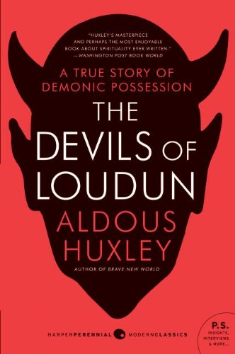 Devils of Loudun  N/A edition cover