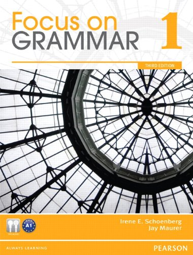 Focus on Grammar 1  3rd 2011 (Revised) edition cover