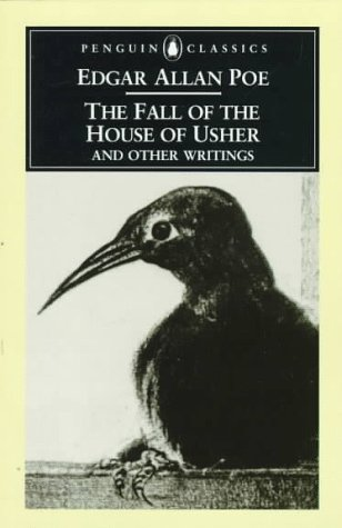 Fall of the House of Usher and Other Writings Poems, Tales, Essays, and Reviews  1967 (Revised) edition cover