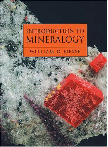 Introduction to Mineralogy   2000 (Reprint) edition cover
