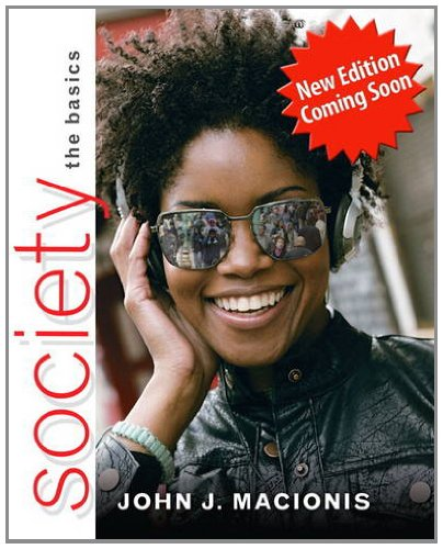 Society  12th 2013 (Revised) edition cover
