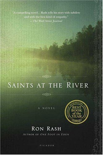 Saints at the River   2005 edition cover