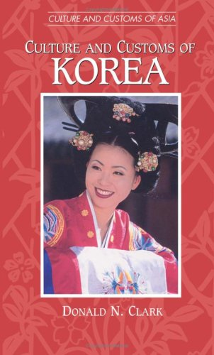 Culture and Customs of Korea   2000 edition cover