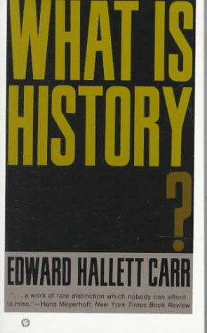 What Is History?   1961 edition cover