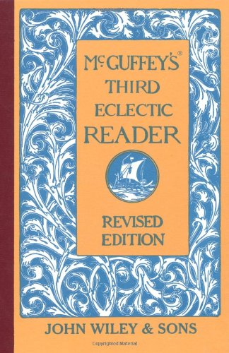 McGuffey's Third Eclectic Reader   1920 (Revised) edition cover