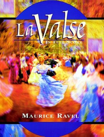 Valse in Full Score  N/A edition cover