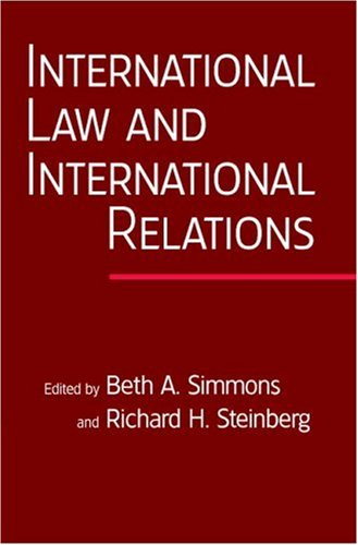 International Law and International Relations   2006 edition cover