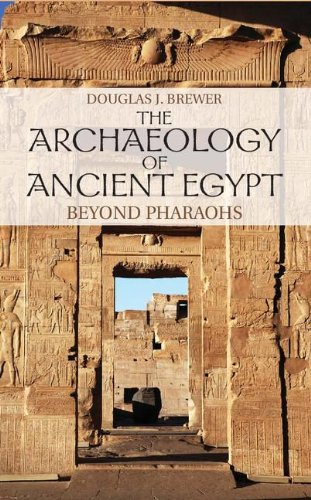 Archaeology of Ancient Egypt Beyond Pharaohs  2012 9780521880916 Front Cover