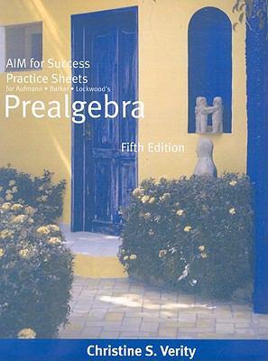 Prealgebra  5th 2009 9780547208916 Front Cover
