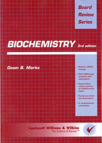 Biochemistry  3rd 1999 (Revised) edition cover