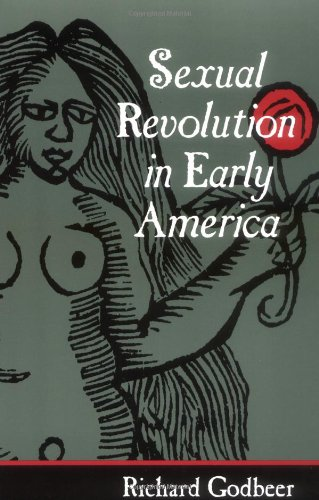 Sexual Revolution in Early America   2002 edition cover
